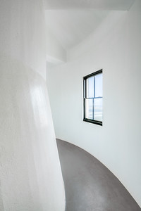 The Buttress Room, Study 1, Point Arena Lighthouse