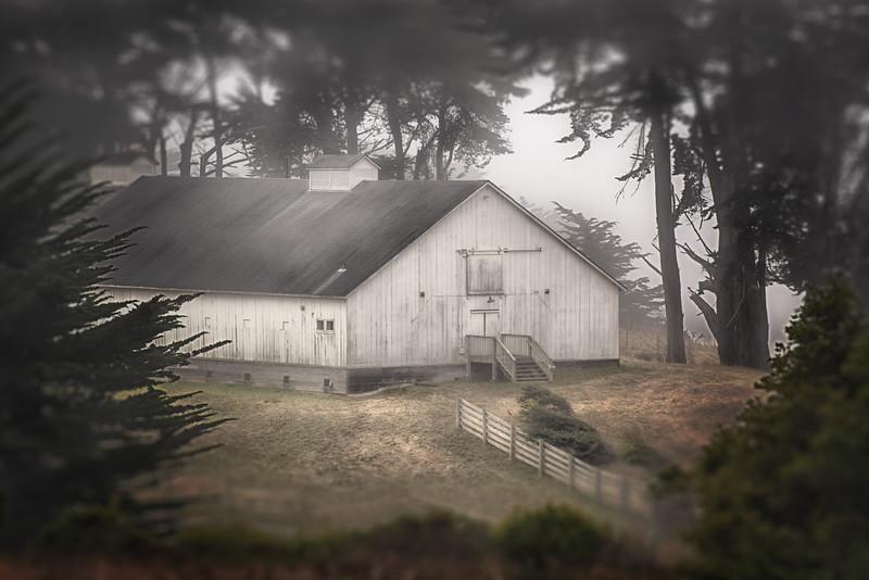 Stengal Barn, Sea Ranch, California