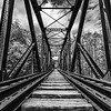 A Railway Trestle Bridge In The White Mountains, NH 10/5/20