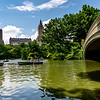 Bow Bridge in Central Park, New York City 6/28/18