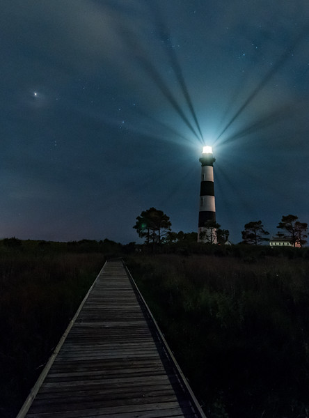 Bodie Lighthouse, Outer Banks 8/14/18