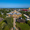 An Aerial View Of The Great Auditorium In Ocean Grove 6/13/21