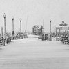 A Snowy Scene On Ocean Grove Boardwalk 2/7/21