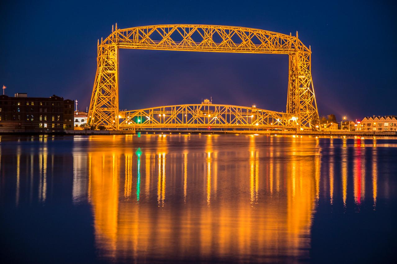 A Bridge Made of Gold