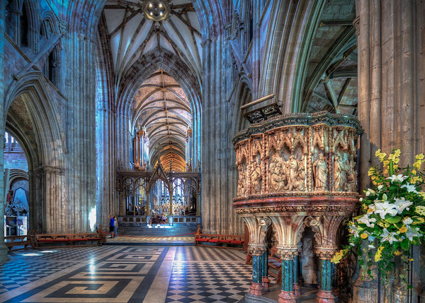 Worcester Nave
