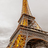 Eiffel Tower || Paris, France<br /> <br /> Canon EOS 6D w/ EF24-105mm f/4L IS USM: 24mm @ ¹⁄₄₀ sec, f/4.5, ISO 1600