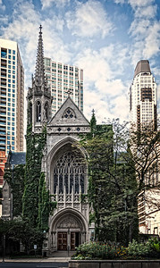 Fourth Presbyterian Church, Chicago, Illinois