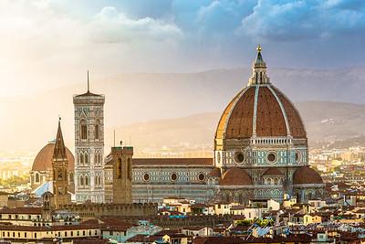 Il Duomo di Firenze || Florence, Italy  Canon EOS 6D w/ EF70-200mm f/2.8L USM: 200mm @ ¹⁄₂₅ sec, f/8, ISO 100