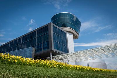 Udvar-Hazy National Air and Space Museum