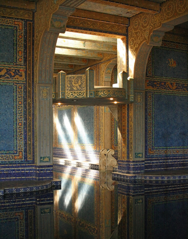 Hearst Castle Pool San Simeon, CA