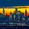 Predawn Colors Over Manhattan 11/24/20