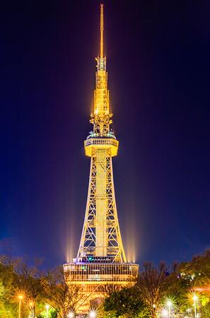 Nagoya TV Tower, Japan