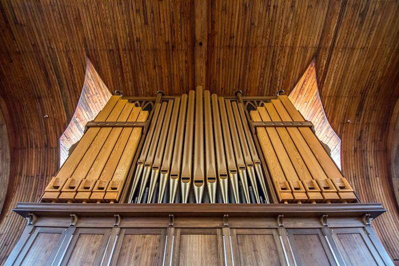 Pipe Organ at Ocean Grove Great Auditorium 5/2/16