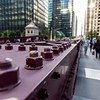 Bolts on a Bridge in Chicago 9/13/16