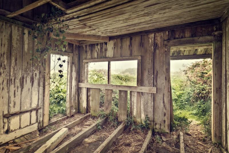 Old Sea Ranch Cabin, Sea Ranch, California