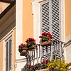 Italian balcony
