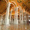Columns and Mosaics of Library of Congress