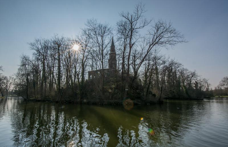 Church Remnants, Germany