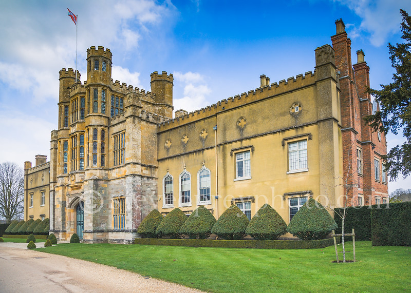 Coughton Court 2018