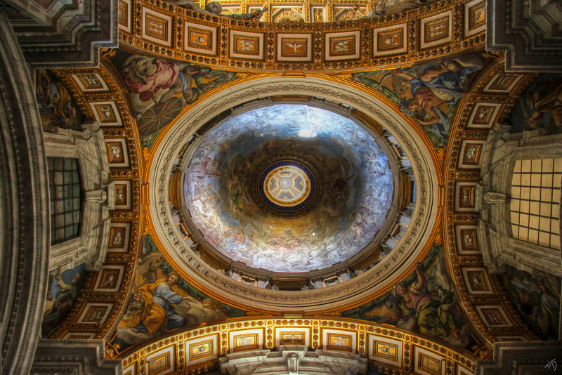 Dome of a Minor Cupola,