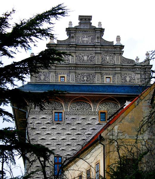 Scharzenberg Palace Prague, Czech Republic