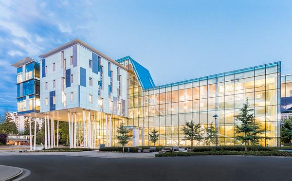 NeuroScience Building, UBC