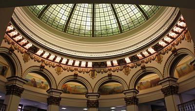 Cleveland Trust (Rotunda) Building  2-2012