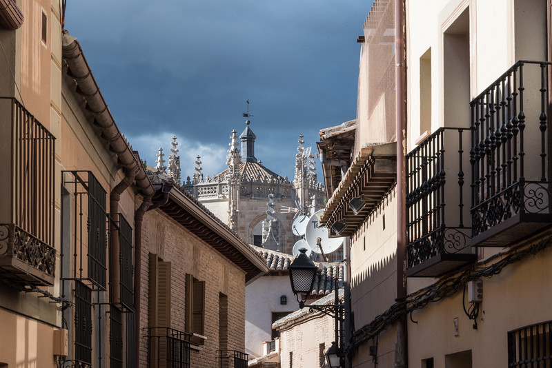 Toledo Old and New