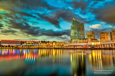 Lights Across Tampa Bay