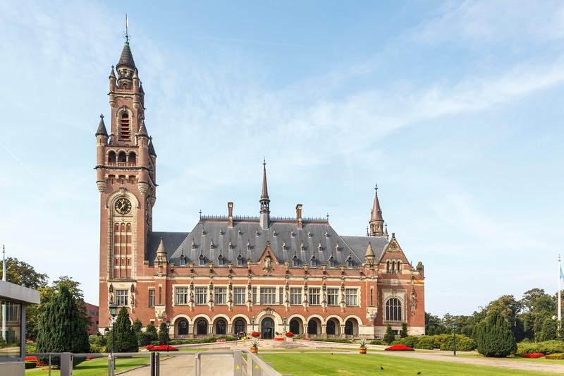 Peace Palace - The Hague