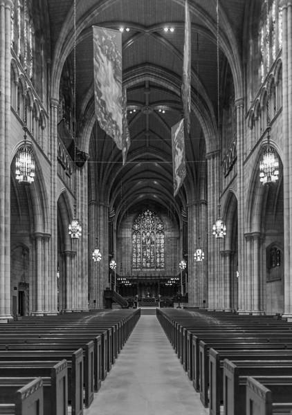 The Chapel at Princeton University 1/19/17