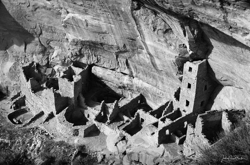 New Mexico Cliff Dwellings