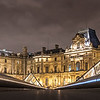 Louvre || Paris, France<br /> <br /> Canon EOS 6D w/ EF24-105mm f/4L IS USM: 24mm @ 0.3 sec, f/4, ISO 2000
