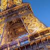 Eiffel Tower || Paris, France<br /> <br /> Canon EOS 6D w/ EF24-105mm f/4L IS USM: 65mm @ ¹⁄₃₀ sec, f/4, ISO 3200