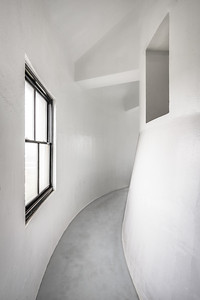 The Buttress Room, Study 3, Point Arena Lighthouse