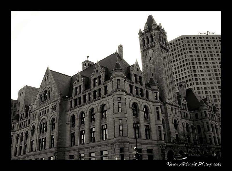 US Courthouse, Milwaukee
