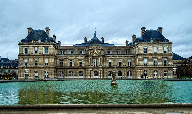 Palais Du Luxembourg - Paris, France