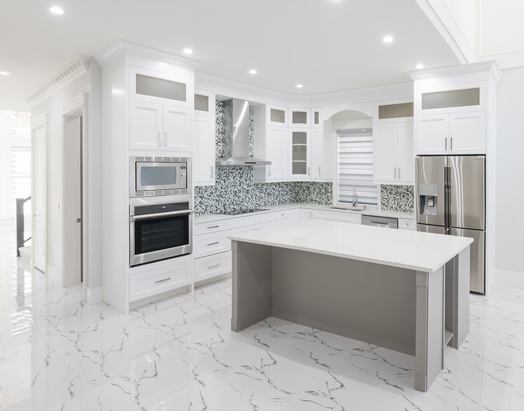 Kitchen in a Richmond House
