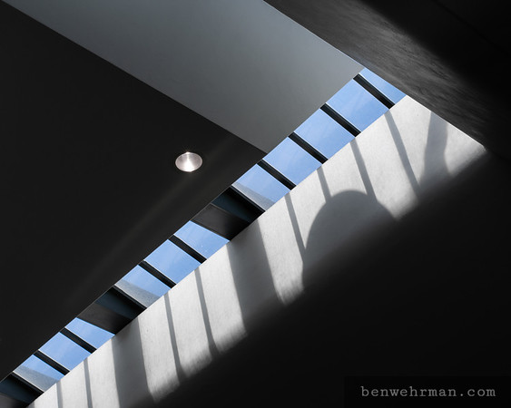 Architectural design skylight
