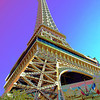 Eiffel Tower at Paris Hotel<br /> Las Vegas