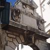 Medieval Venetian arch in Rovinj, on the Istrian peninsula.