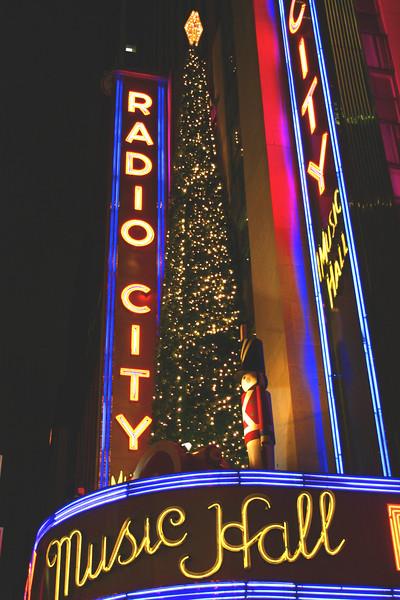 Radio City color