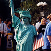 Statue of Liberty woman 9-11