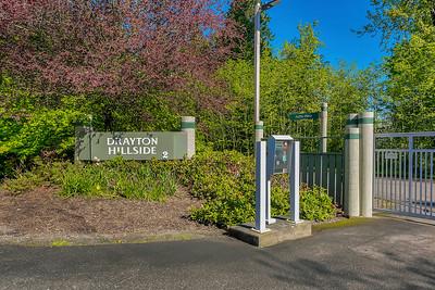 Drayton Hillside 2 Gate