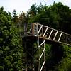 Walkway<br /> Boulevard Park, Bellingham, Washington