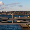Pedestrian Bridge<br /> Lake Union Park, Seattle, Washington