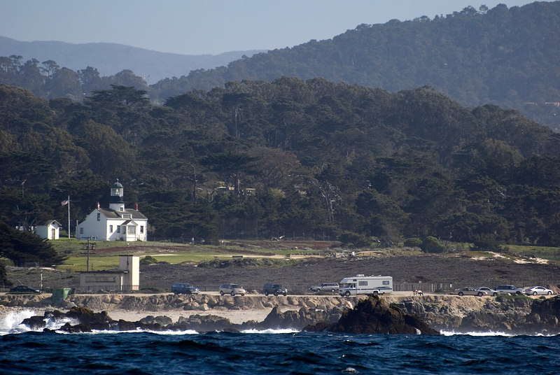 Point Pinos Lighthouse<br /> Monterey Peninsula, California