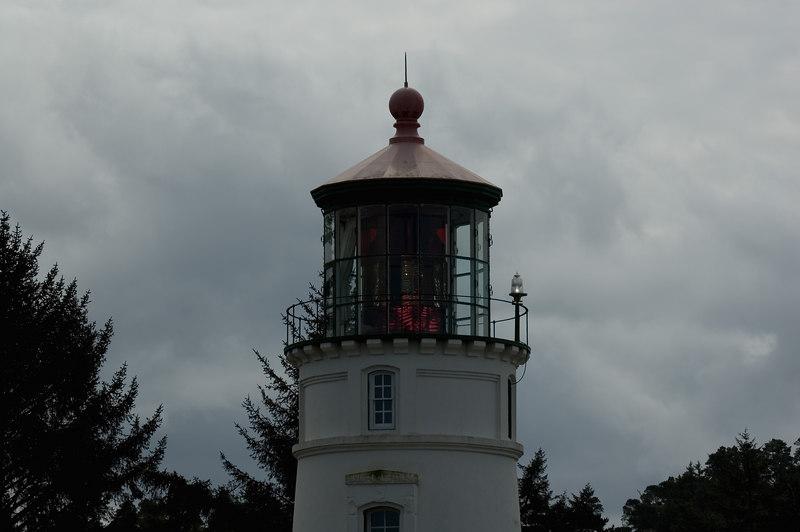 Umpqua River Lighthouse<br /> Umpqua Lighthouse State Park Reedsport, Oregon