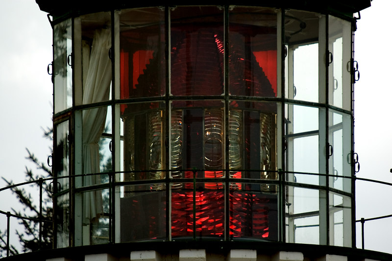 Umpqua River Lighthouse<br /> Umpqua Lighthouse State Park Reedsport, Oregon