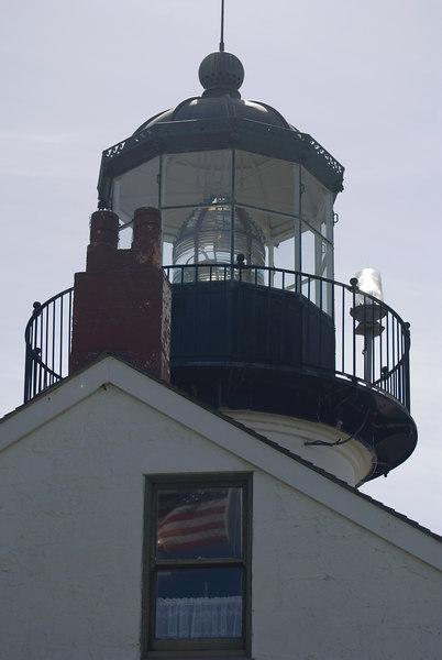 Point Pinos Lighthouse <br /> Monterey Peninsula, California